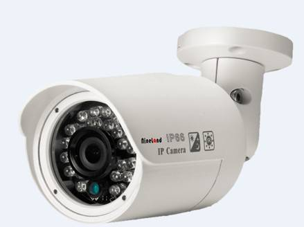 2.0 MP HD IP camera 1080P