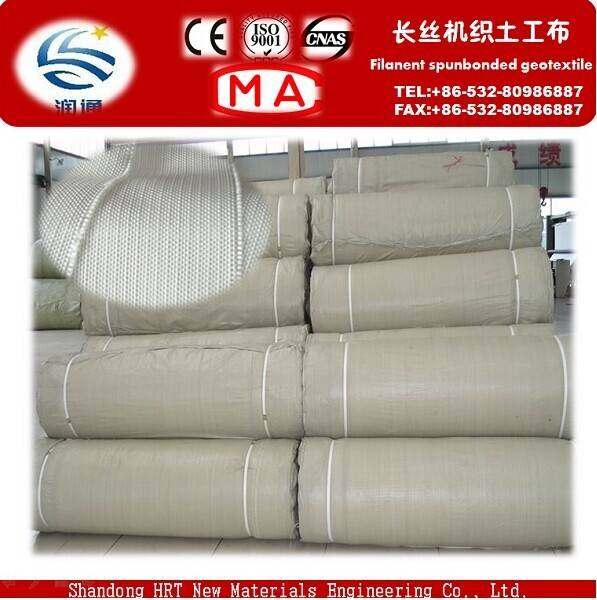 Filtering Durable Woven Geotextile