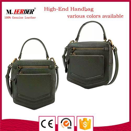 Fashion ladies leather handbag wholesale bag MD9058