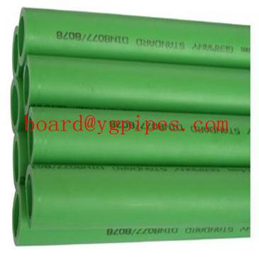For water supply ppr pipe/PPR pipe for hot water