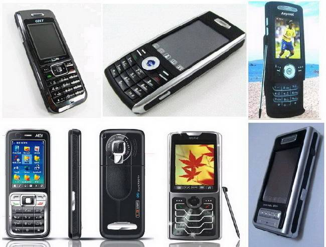 Mobile phone with great entertainment features mp3, mp4, camera, wap