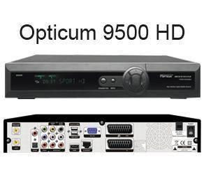Orton 9500HD Digital TV Receiver
