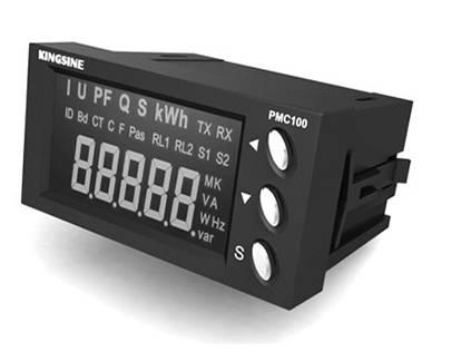 Single phase digital power meter