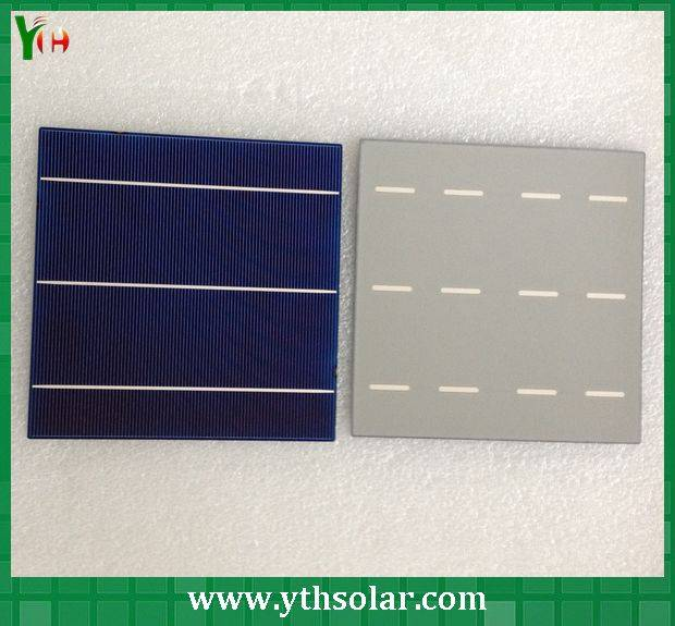 Grade A 3BB Polycrystalline solar cells 6x6 with factory price