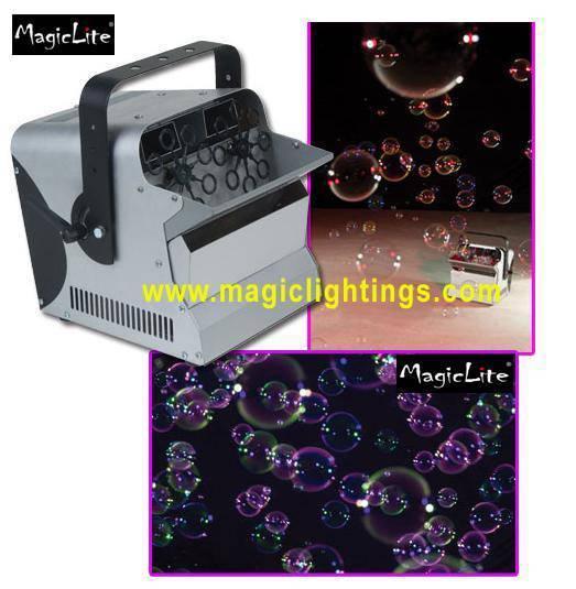Remote control Big Bubble Maker Machine / stage bubble machine (MagicLite) M-G001
