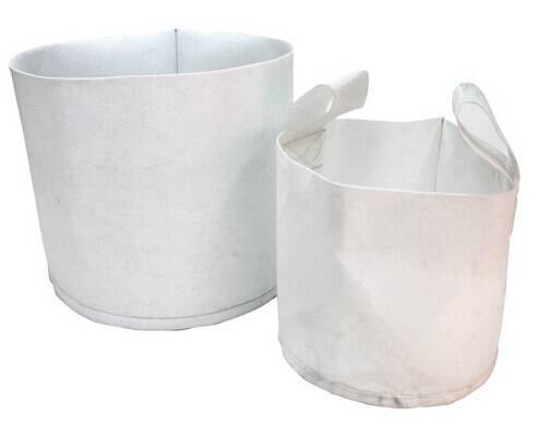 Plant bag pot contain