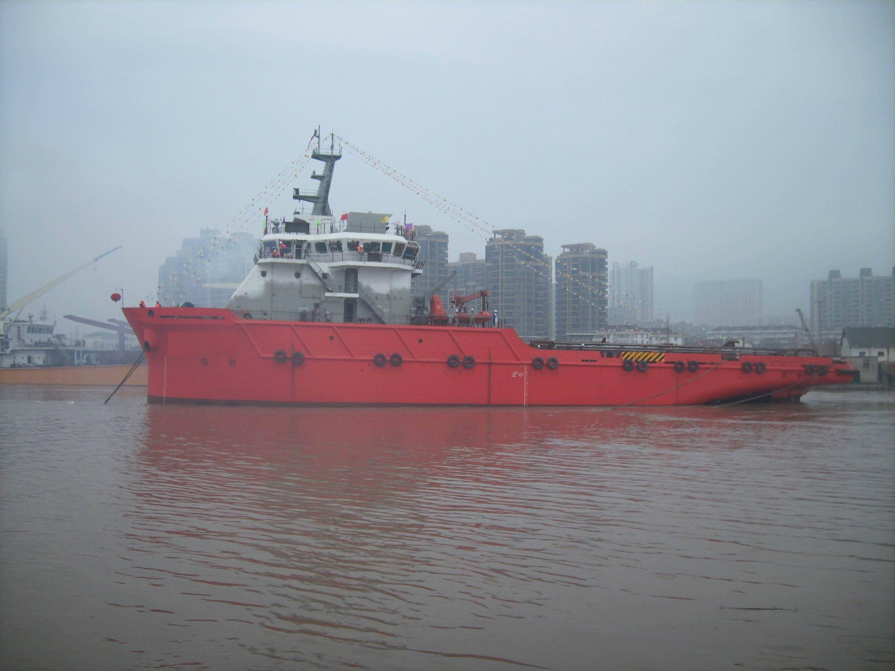 4 X 8000BHP AHTS VESSELS FOR RESALE