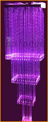 Optic Fiber Chandelier OFC-015