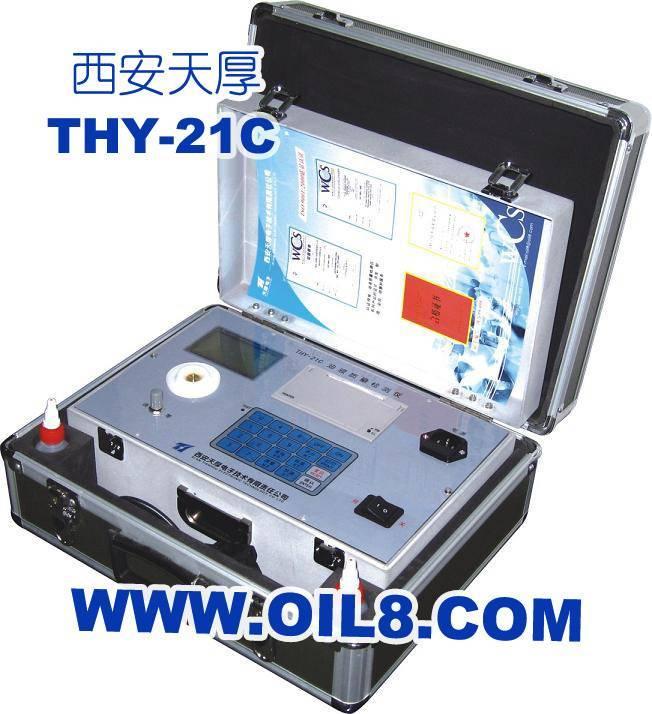 THY-21C Oil Quality Analyzers