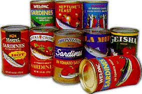 Canned Tuna , Canned Sardine for sale