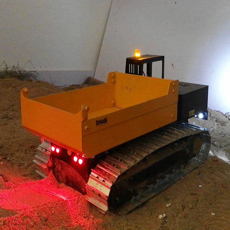 RC model 1:12 hydraulic RC dump truck, RC Vehicle toy