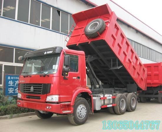 dump truck6x4