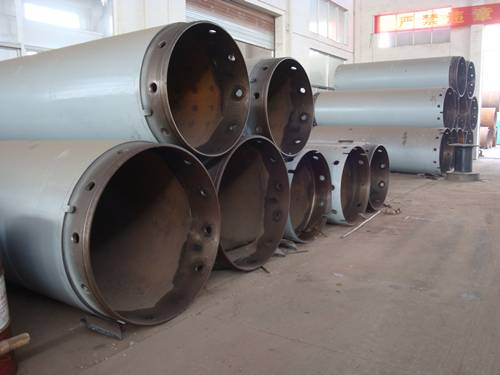 foundation construction spare parts drilling casing