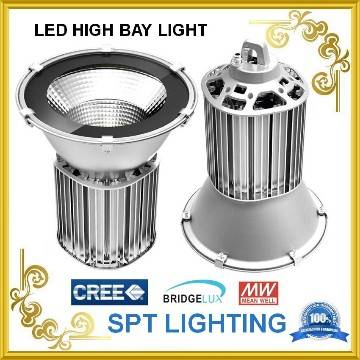 120W LED Industrial Lighting / High Bay LED Lamp with CREE Chip
