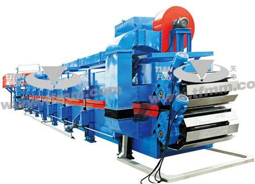 PU Sandwich panel continuous production line