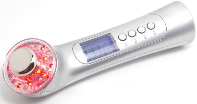 Ultrasonic Facial Beauty Massager