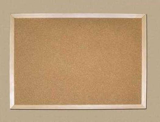 Cork Boards with Wooden Frames