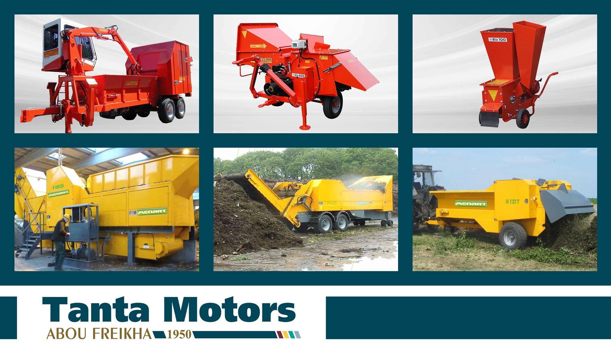 Tanta Motors Co.