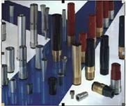 boron carbide and tungsten carbide blast nozzles