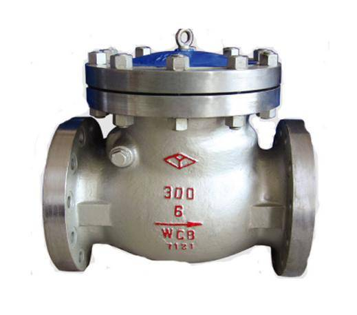600lb ANSI Swing Flanged Check Valve