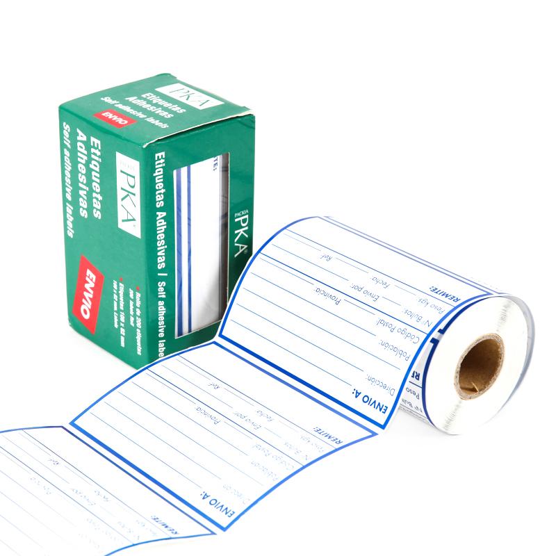 Printing Custom Waterproof Stickers&labels In Roll