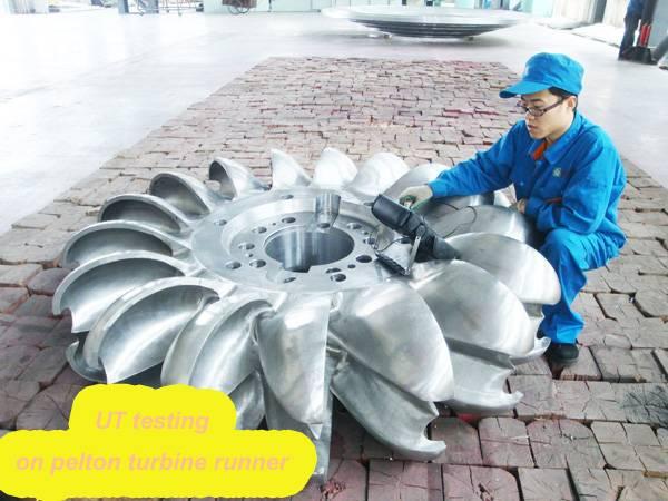 Mini/Micro/Small hydropower turbine generator runner