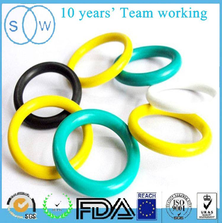 china supplier high quality rubber seal color rubber o ring