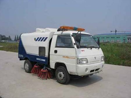 FOTON Sweeper Truck