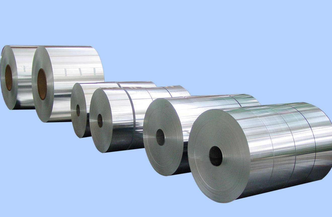 1000-Series/8011 Hydrophilic Aluminum Foil in Stock Rapid Heat - Radiation