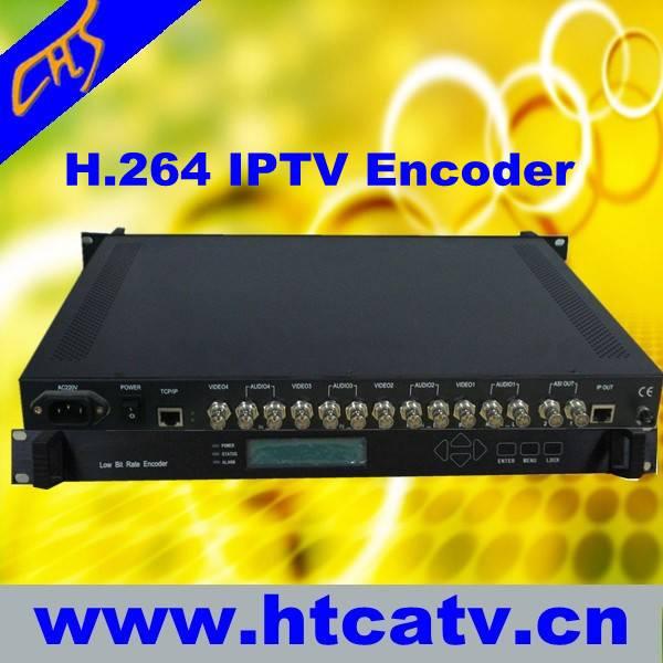 4CH H.264 ENCODER