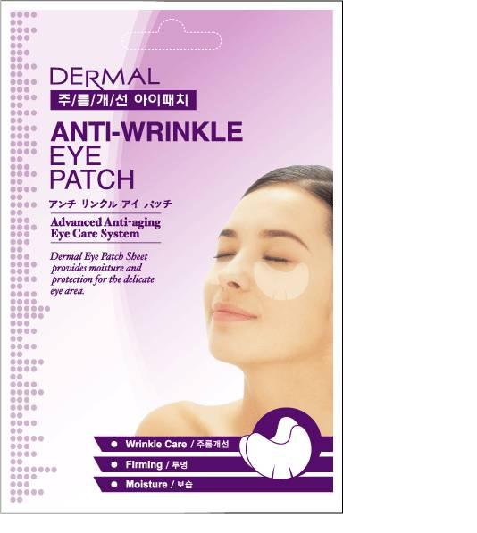 Dermal Anti-Wrinkle Eye Patch