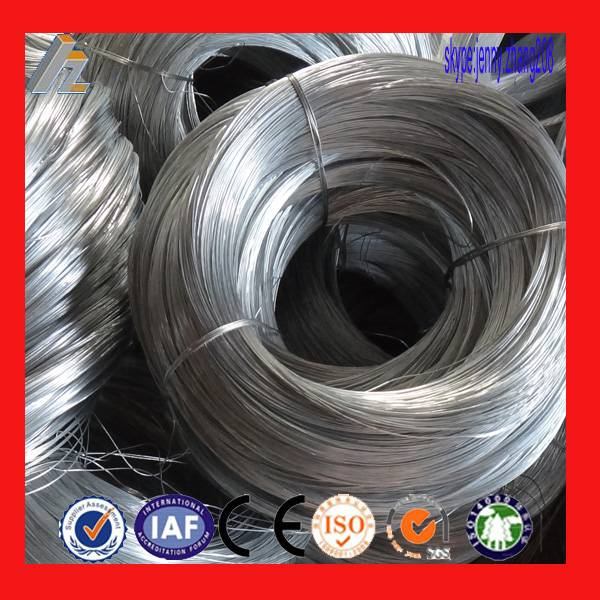 we are electro galvanized wire supplier with good service