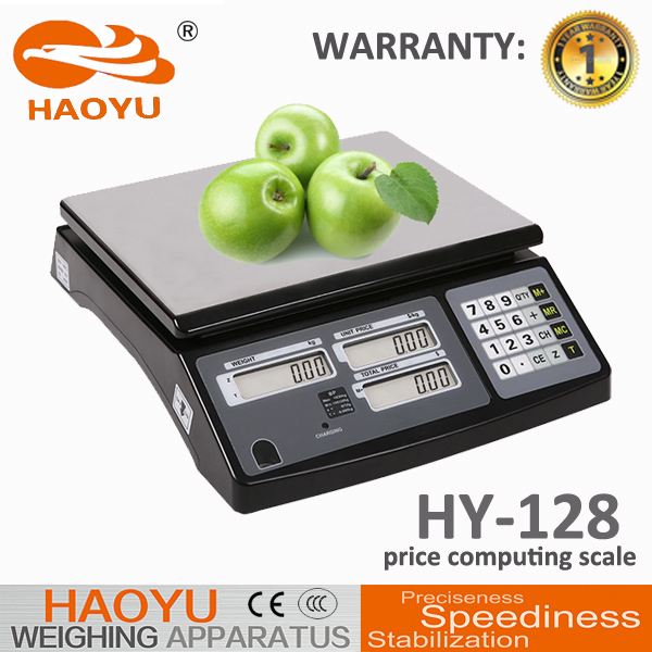 China RS232 Electronic digital weighing computing scale