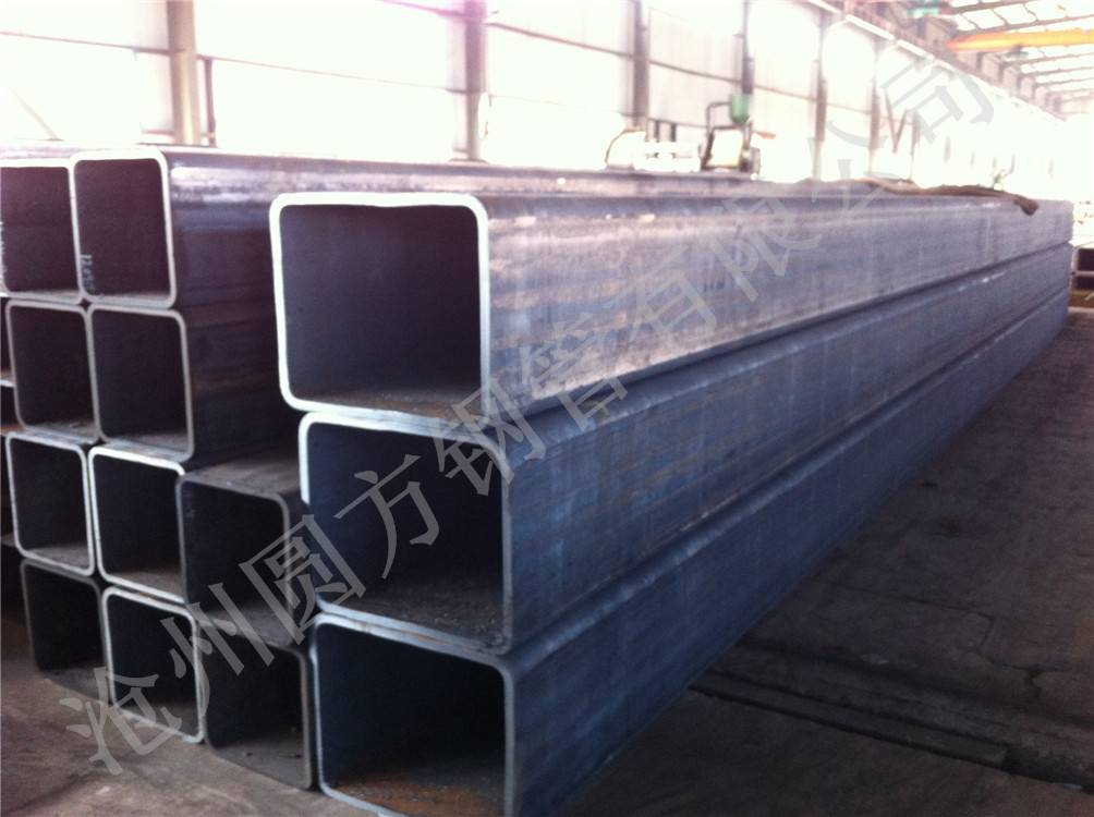 hot rolled seamless square steel pipe