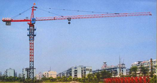 Tower Crane (QTZ80 G8) max load 8t