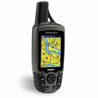 New Garmin GPSMAP 60CSx Portable / Handheld GPS