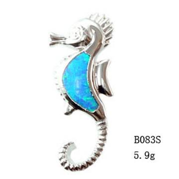 Fashion Jewelry Opal Set With Opal Inlayed-B083S