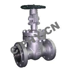 Rising Stem Cast Steel Gate Valve DIN3352-F5 PN16/25/40