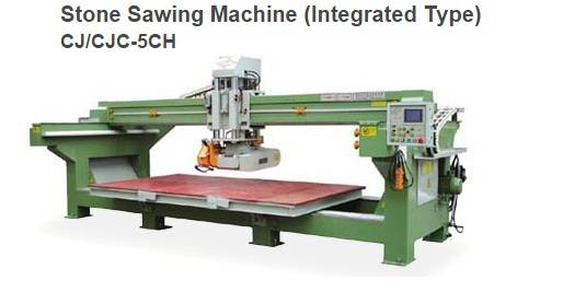 Bridge Sawing Machine (Integrated Type) CJ/CJC-5CH