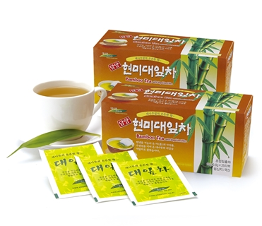 Bamboo tea bag with Brown rice(25T)_Zero caffeine and low calorie tea for good health