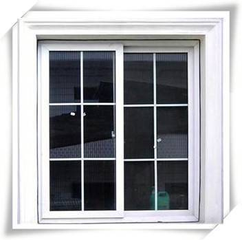 New product modern house aluminum windows style of window grills design for sliding windows