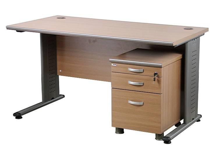 Straight office desk (S1)