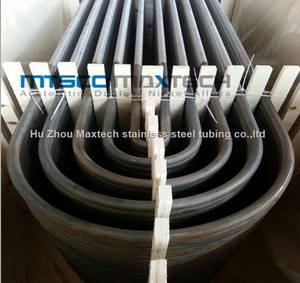 stainless steel u bend tube