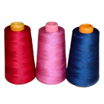 100% spun polyester sewing thread 20s-60s