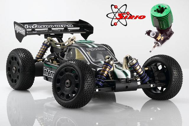 Kyosho Inferno MP9 Competition Buggy w/SIRIO S21 Engine