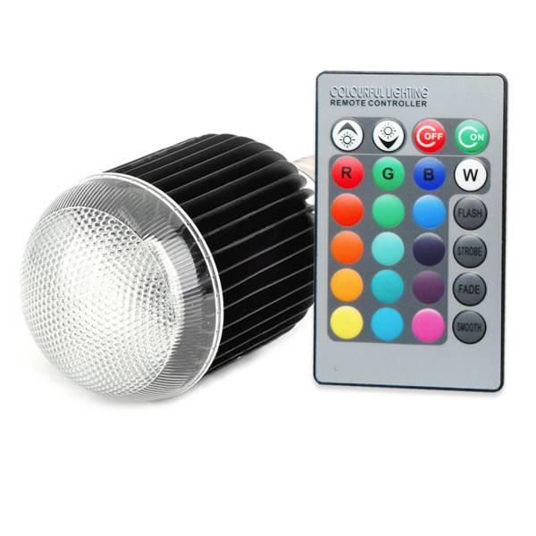 E27 RGB Bulb/color changing RGB bulb