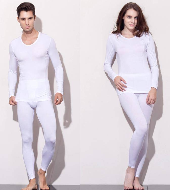 couples' long johns/ thermal underwear
