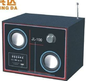 JL-100 mini speaker for mp3 mp4