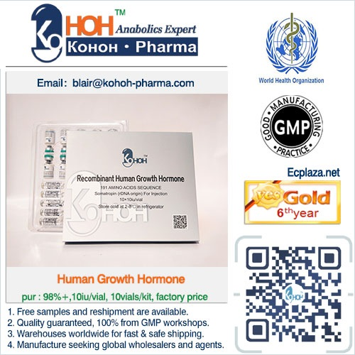 HGH human growth hormone kohoh hgh