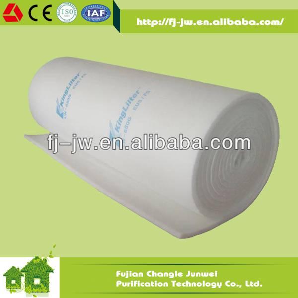 Supply ceiling filter,paint arrestor, pre filter